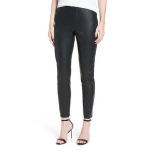 Cupcakes and Cashmere Liliana Faux Leather Legging